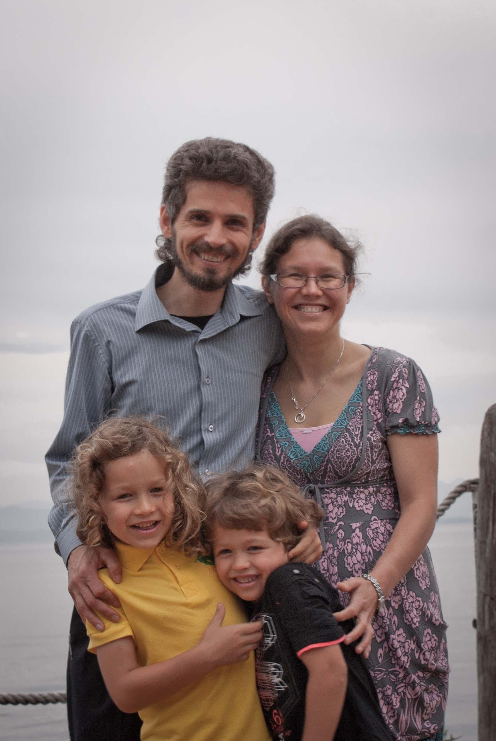 Kastashchuk Family_2012