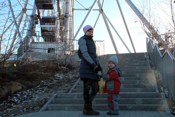 парк в Радуге гуляем с Тёмой (6)