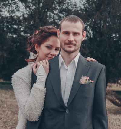 Иван и Марина Галдины