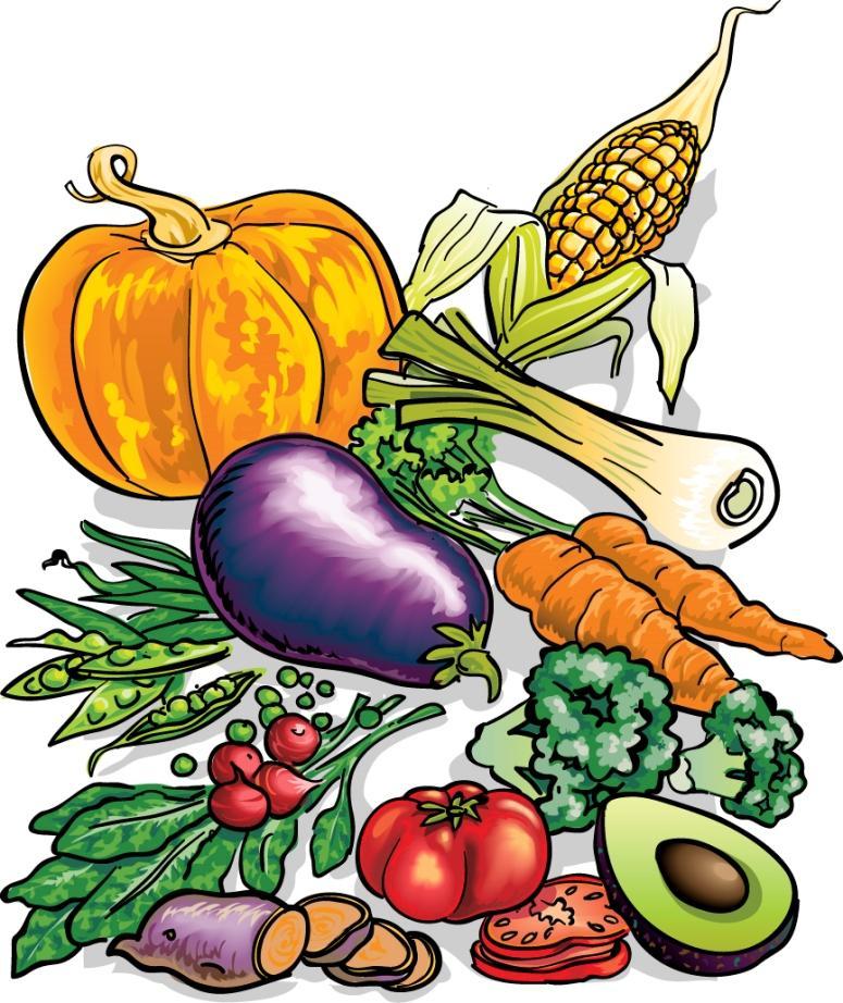 Органические овощи экологичные