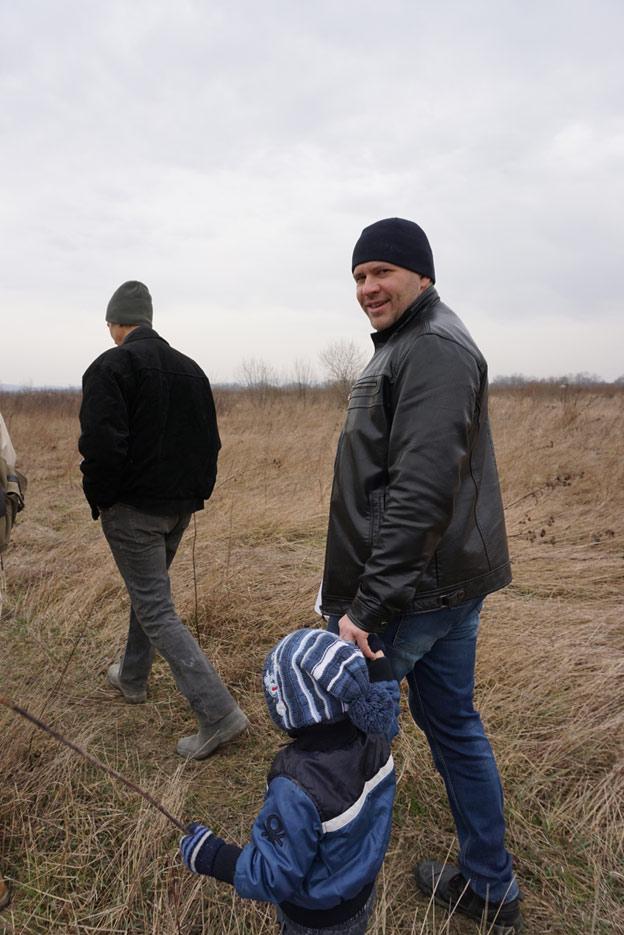 Гости из Ростова-на-Дону в Сказочном Краю