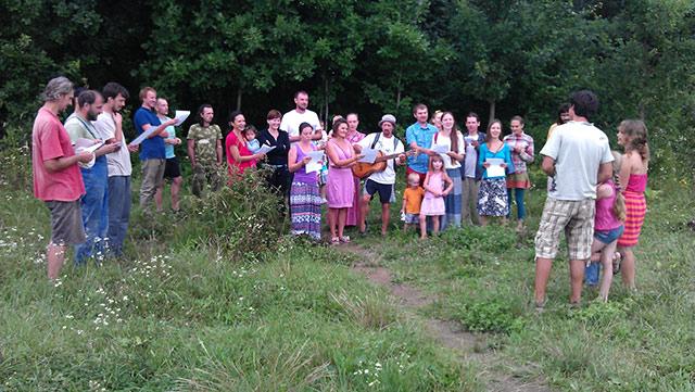 Поселение родовых поместий в Краснодарском крае