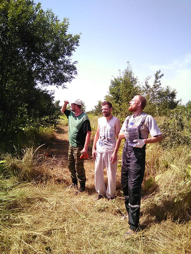 Строим дороги в поселении родовых поместий Сказочный Край